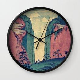 Amazed at Dinyia Wall Clock