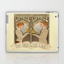 Lutece Twins Nouveau Laptop & iPad Skin