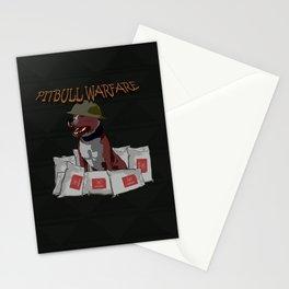 Pitbull Warfare Stationery Cards
