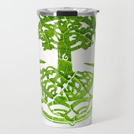 A Voice for Lieth Hill Logo Travel Mug