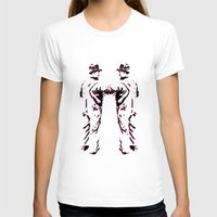 robots T-shirts featuring - robots - by Digital Fresto