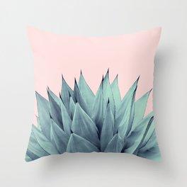 Agave Vibes #12 #tropical #decor #art #society6 Throw Pillow