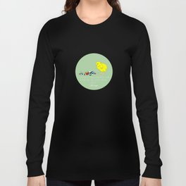 The Chick and the Jewel Long Sleeve T-shirt