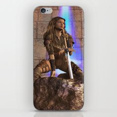 She Who Would be Queen iPhone & iPod Skin