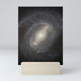 Hubble Space Telescope - Hubble spies NGC 4394 Mini Art Print