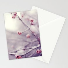 poem of the air Stationery Cards