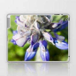 Lupine Flower Photography Print Laptop & iPad Skin