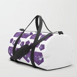 Pentagons of May 16 Duffle Bag