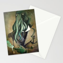 Fine chap from the deep Stationery Cards
