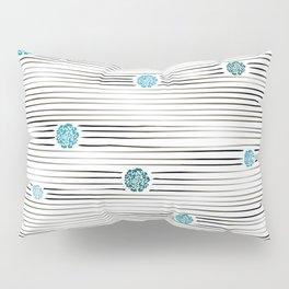 modern lights Pillow Sham