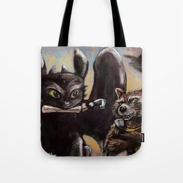 I'm Gonna Need That Guy's Leg! Tote Bag