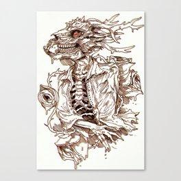 Senpai Syndrome Canvas Print