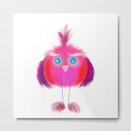 Pinky Metal Print