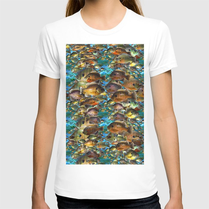 Bluegill Camo 2 T-shirt