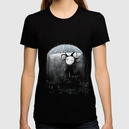 Sometimes it Pours (without background) T-shirt