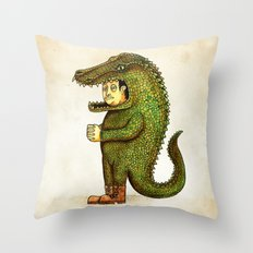 El coco Throw Pillow