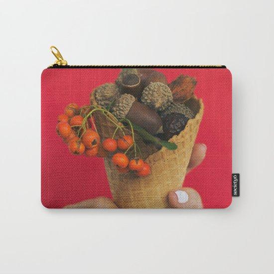 Autumn Season Carry-All Pouch