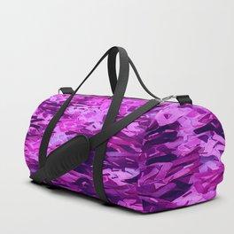 Pantone Violet Confetti Duffle Bag