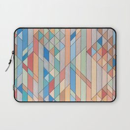 Triangle Pattern no.2 Colorful Laptop Sleeve