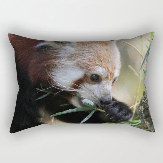 Red_Panda_2015_0308 Rectangular Pillow