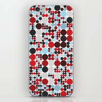 pivot iPhone & iPod Skins featuring Grid 2 by Nick Taylor