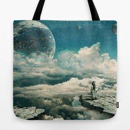 The explorer Tote Bag