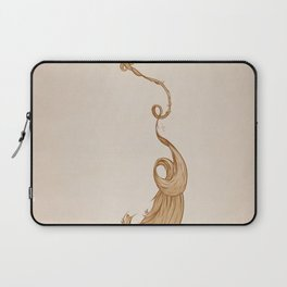 Rapunzel. Laptop Sleeve