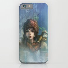 girl in the abyss  Slim Case iPhone 6s