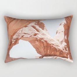 Desert Arches Rectangular Pillow