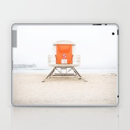 Orange Tower 5 Laptop & iPad Skin