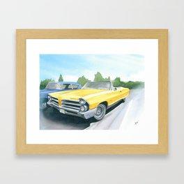 65 Bonnie Framed Art Print