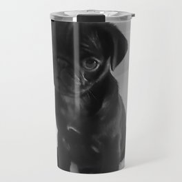 Pug Mitxiru Travel Mug