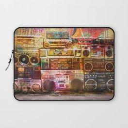 Sound Wall Laptop Sleeve