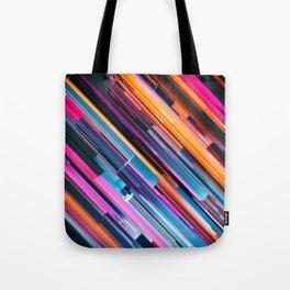 Colorain Tote Bag