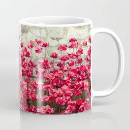 Tower Poppies 04A Coffee Mug