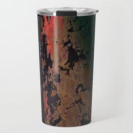 Scratchy lacker Travel Mug