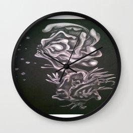 Clicker Wall Clock