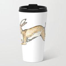 Spring rabbit Travel Mug