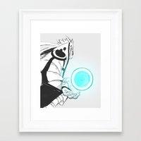 naruto Framed Art Prints featuring Naruto by Iotara