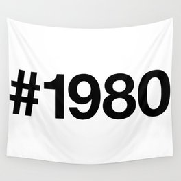1980 Wall Tapestry