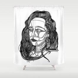 Claudia Shower Curtain
