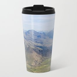 The Kiss of Winter Still Lingering on the Lips Travel Mug