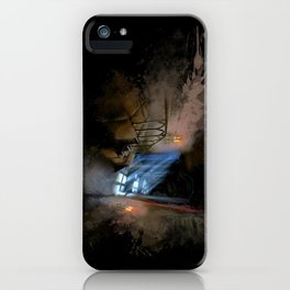 Castlevania: Vampire Variations- Hall iPhone Case