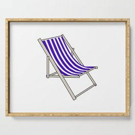 Iconic Beach Chair Serving Tray