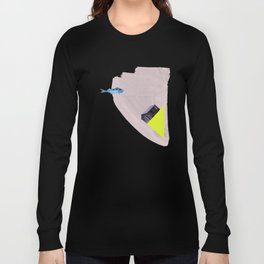 waiting for salvation Long Sleeve T-shirt