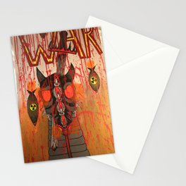 The Second Horse, War Stationery Cards