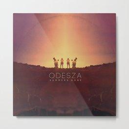 ODESZA Metal Print