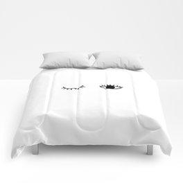 Eye wink Comforters