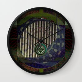 Picture 16a Wall Clock