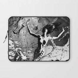 Aqueous by John Webb Laptop Sleeve